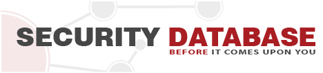 Logo Security-Database